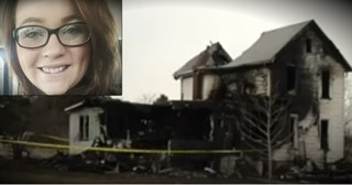 Young Mom Loses Her Life Saving Newborn From A Raging House Fire
