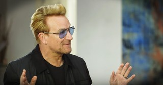 Bono's Childhood Was Wrecked With Fear Of Death Until He Found God