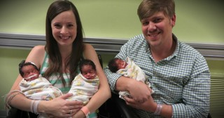 White Mom Births 3 Black Babies, Then Responds To Racial Backlash
