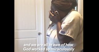 Deserving Nurse Receives A Life-Changing Gift