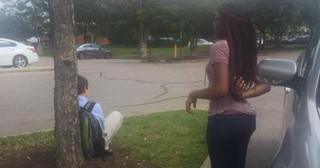 14-Year-Old's Heartwarming Random Act of Kindness for Stranded Boy