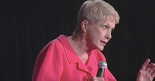 Jeanne Robertson Pokes Fun At Her Southern Accent