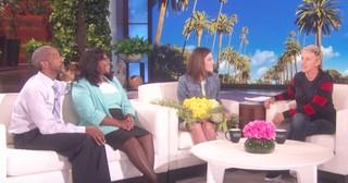 Hero News Reporter Reunites With Hurricane Survivor She Saved