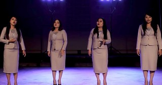 4 Woman Sing Breathtaking Rendition Of 'The Prayer'