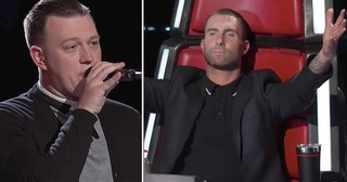 Man Breaks Down In Tears While Auditioning On The Voice
