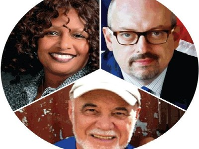 The Christian Outlook with Don Kroah, Georgene Rice & Kevin McCullough