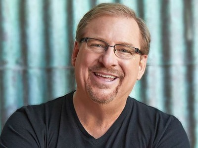 Pastor Rick's Daily Hope with Pastor Rick Warren
