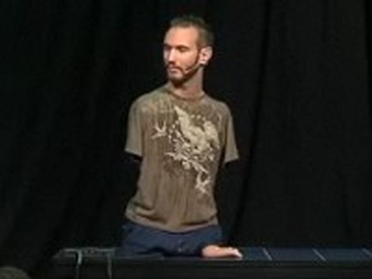 The Unbelievable and Miraculous Story of Nick Vujicic