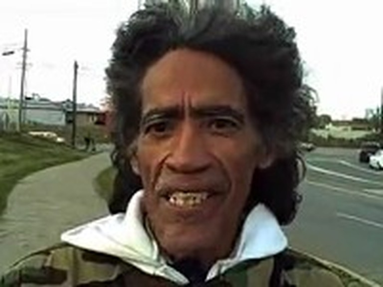 Homeless Man Has a Voice You Will Not Believe