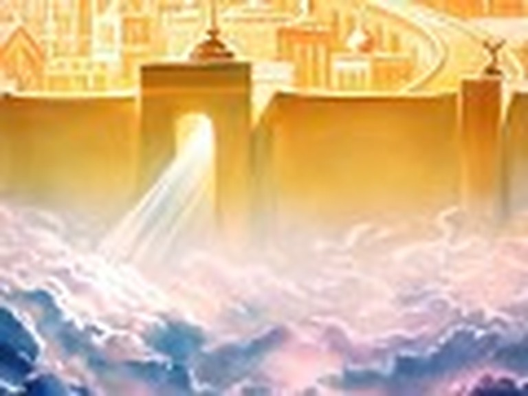 An Artistic Rendition of New Jerusalem