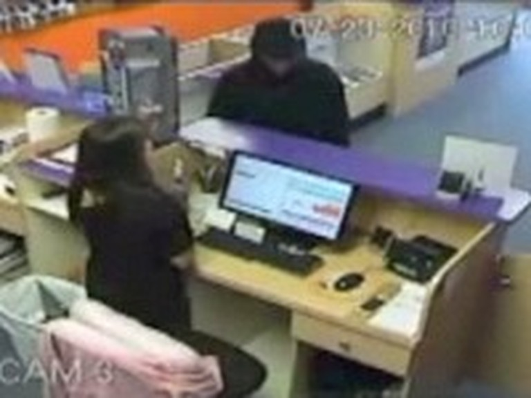 Woman Stops a Robber by Talking to Him About Jesus