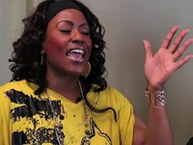 Acoustic Version of Stronger by Mandisa - Beautiful