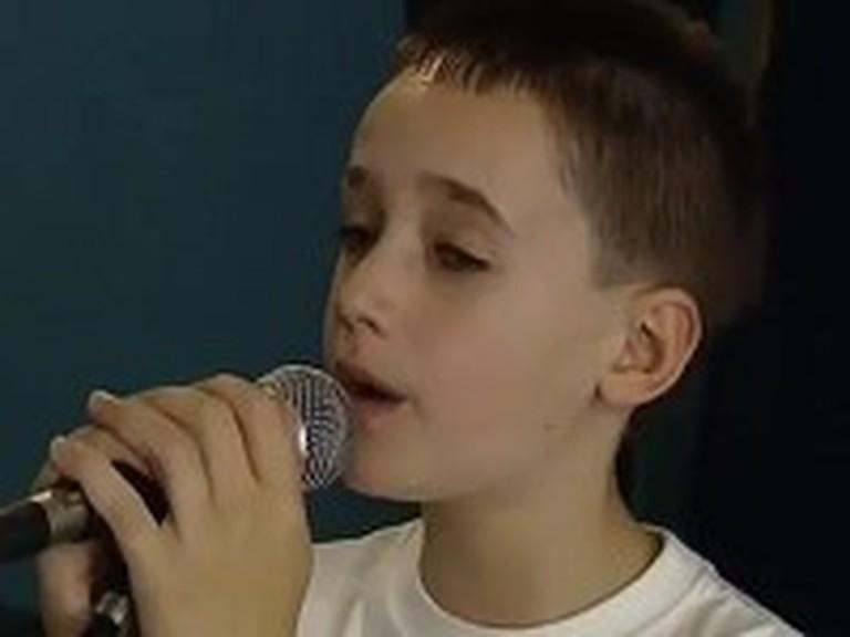 Precious Lord by 13 Year Old Brendan MacFarlane