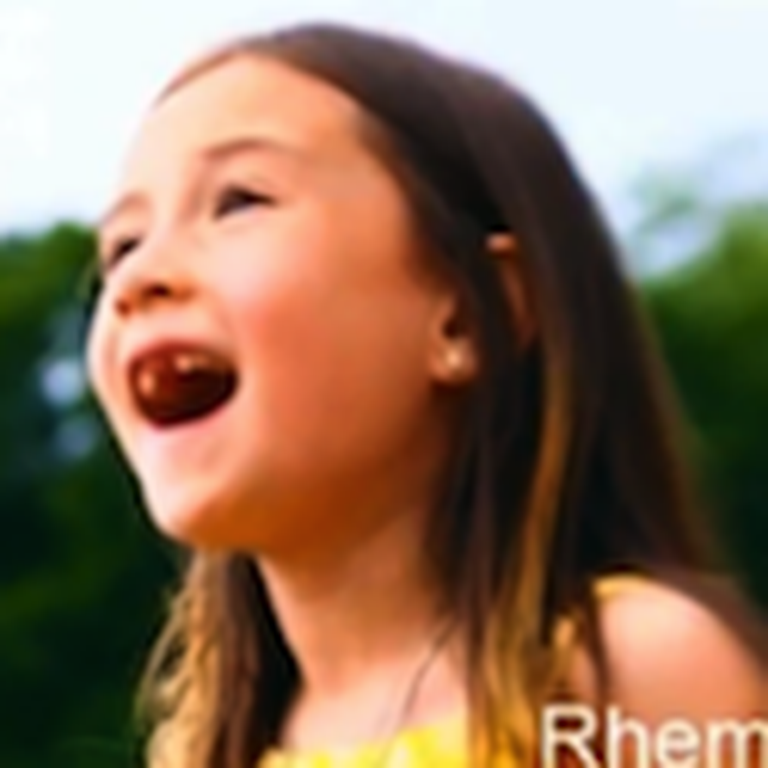 Just As I Am by 8 Year Old Rhema Marvanne