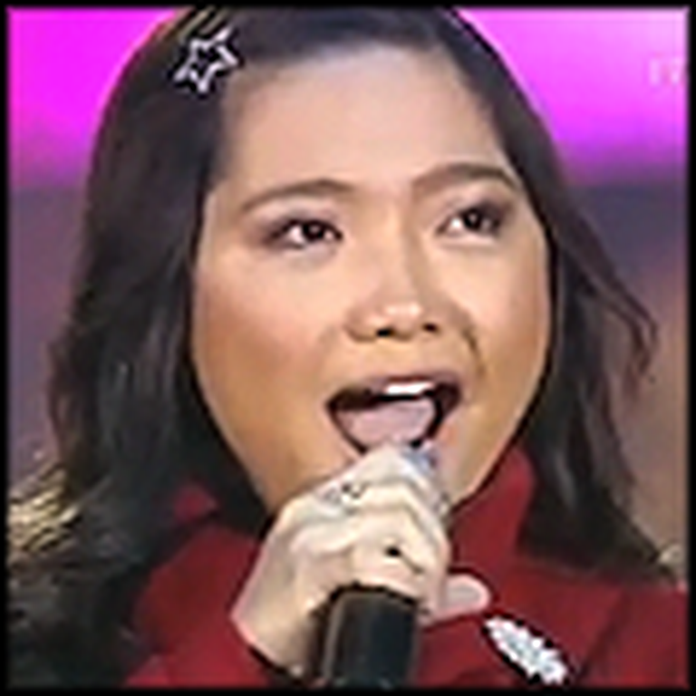 A Beautiful Version of O Holy Night by Charice