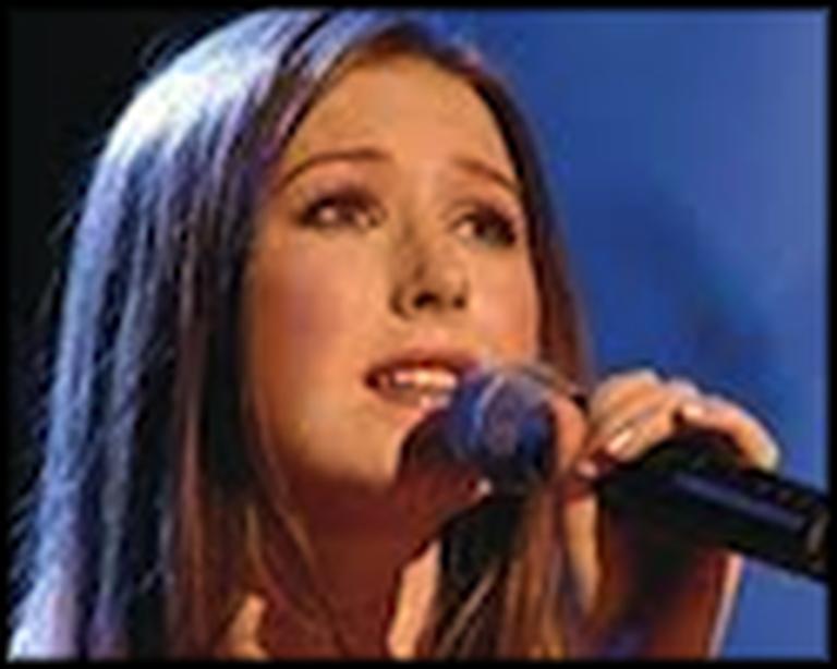 Hayley Westenra Sings Amazing Grace Like an Angel