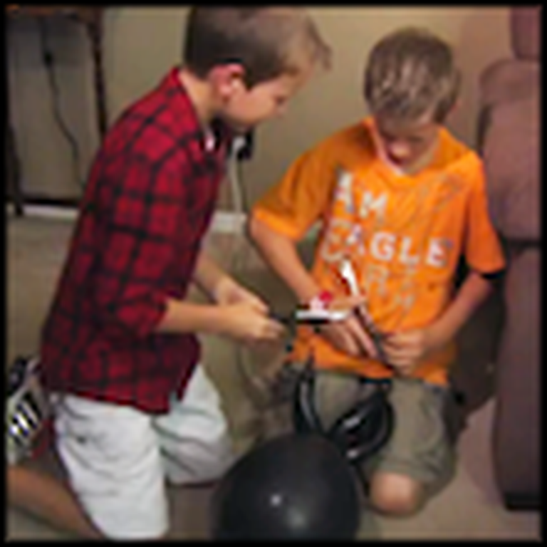 10 Year Old Boy Saves his Best Friend's Life