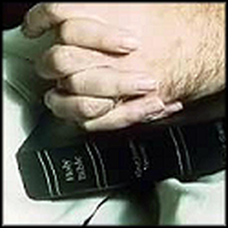 God Heals a Man of Cerebral Palsy