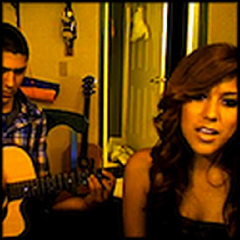 Two Talented Amateur Musicians Cover Hosanna