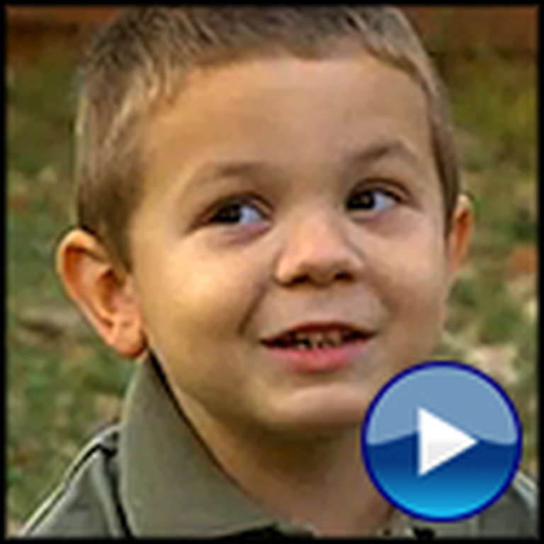 4 Year Old Boy Saves his Mother's Life by Calling 911