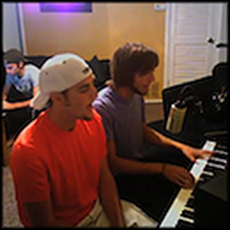 Your Guardian Angel - Beautiful Cover by 2 Guys