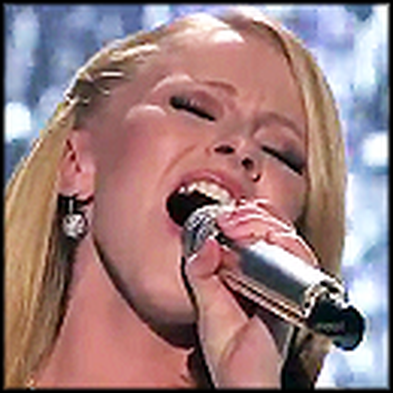 Girl Sings Jesus Take the Wheel on American Idol - Beautiful