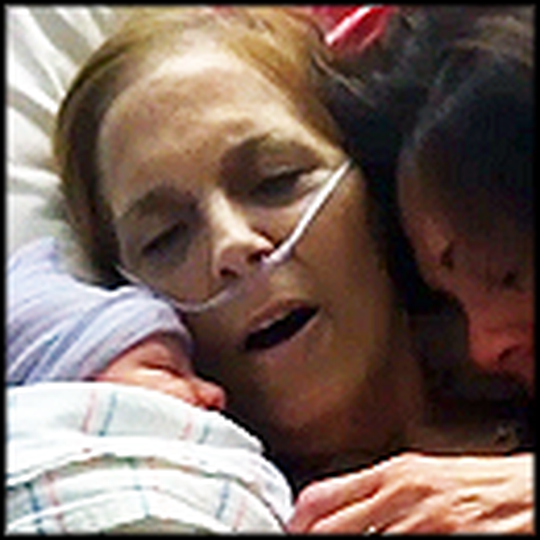 Dying Grandmother Gets Her Heartwrenching Final Wish
