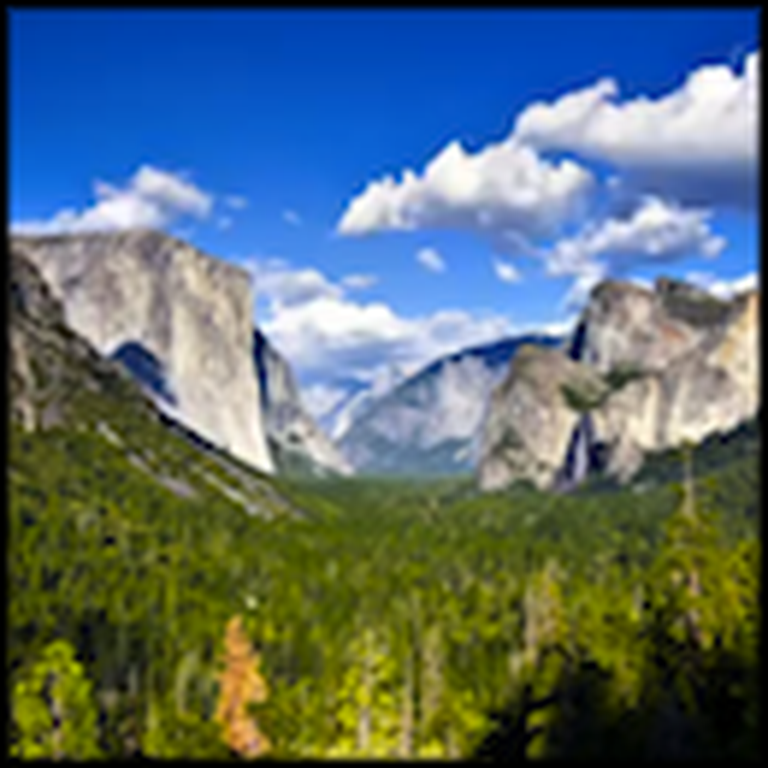 Amazing Views of Yosemite Show God's Beautiful Creation
