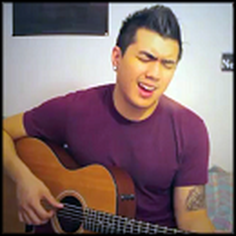 Man with an Amazing Voice Sings Hallelujah