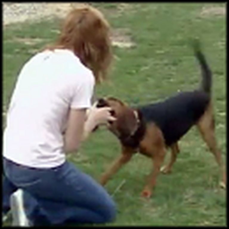 Teen Girl Gives Up a New Car to Save a Dog in Need