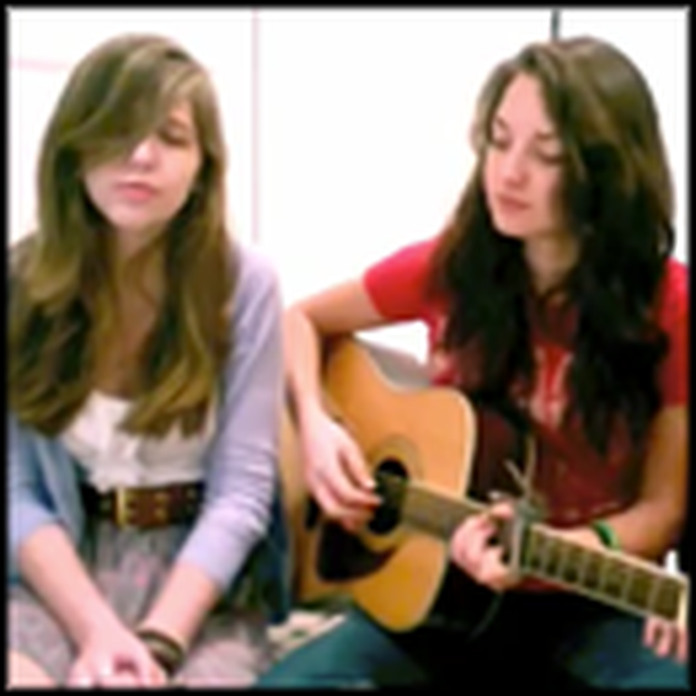 Three Girls Sing the Most Beautiful Version of Hallelujah