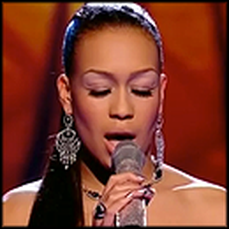 Girl Sings Amazing Grace Like You've Never Heard