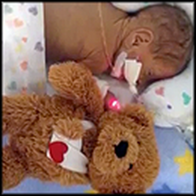 Baby Born 4 Months Early Had a 1% Chance to Live - But Survived