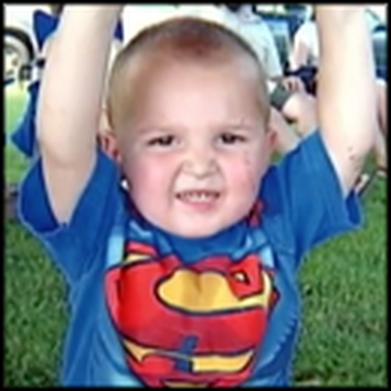 7 Year Old Boy Dying of Cancer Will Touch Your Heart
