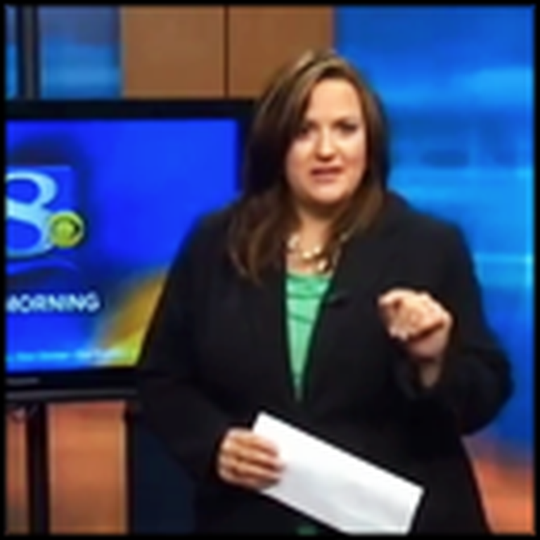 News Anchor's AMAZING Response to Being Called Fat