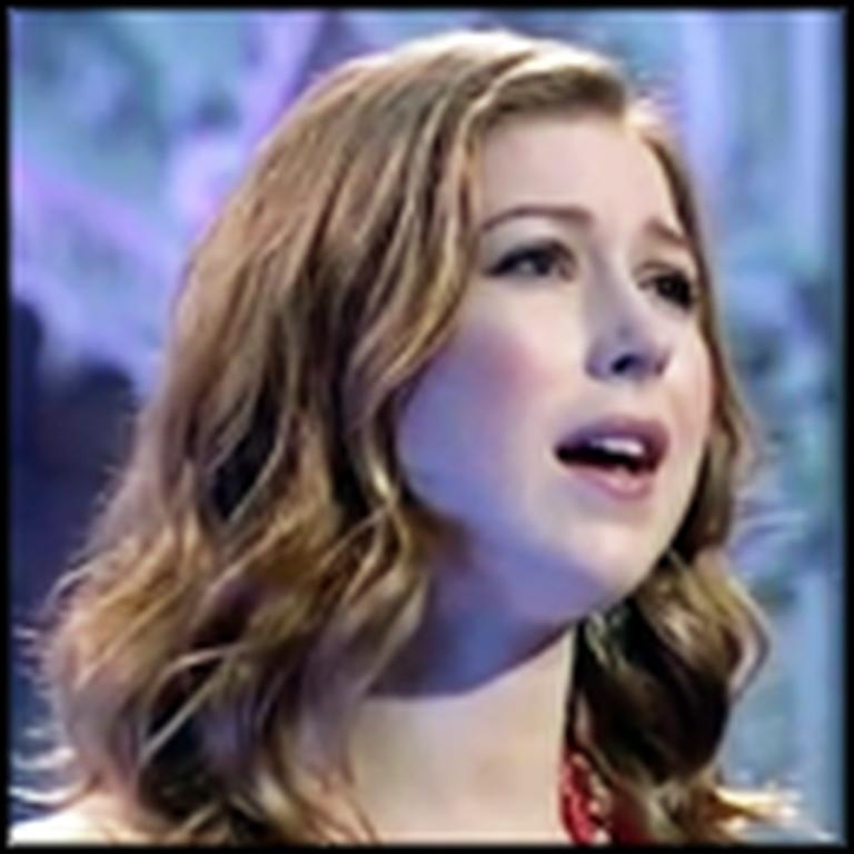 Hayley Westenra's Angelic Rendition of The Heart Worships