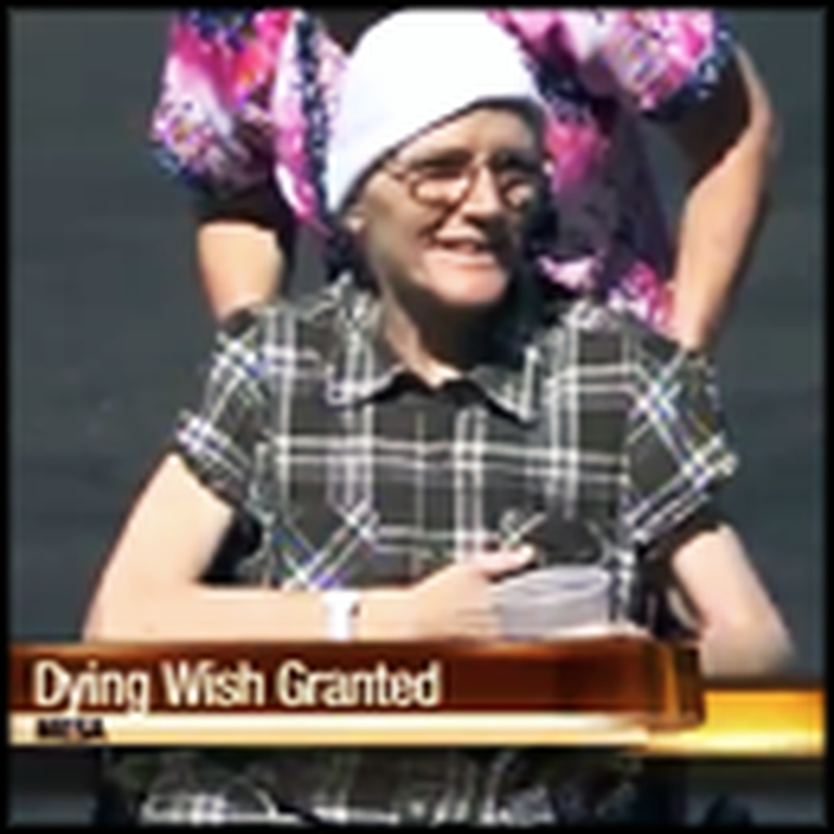 Dying Wife Gives her Dying Husband his Final Wish