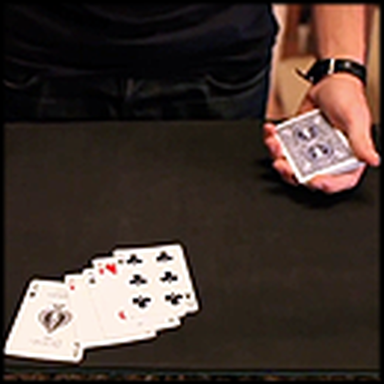 This Card Trick Helps Soldiers Abroad Pray