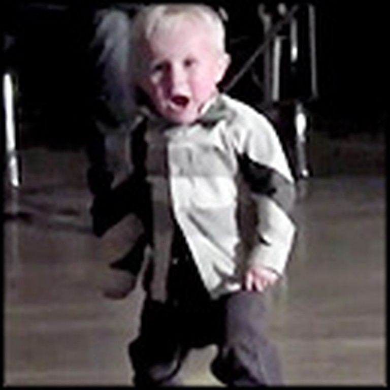 Adorable Dancing 2 Year Old is the Life of the Party