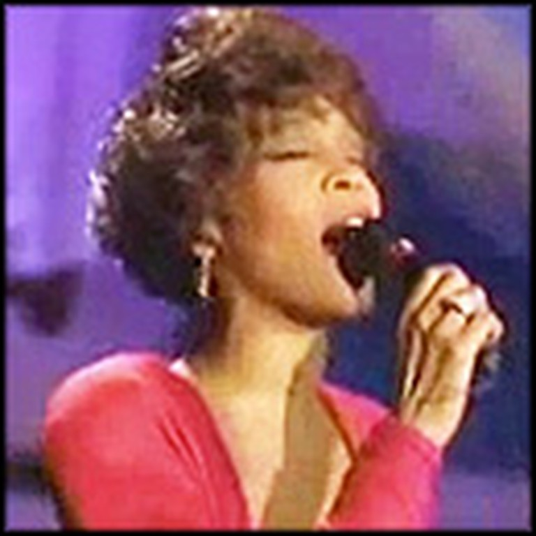 Vintage Performance of Whitney Houston's Classic Do You Hear What I Hear