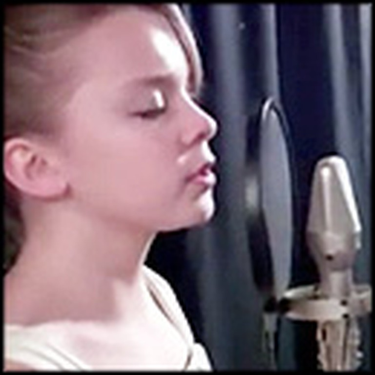 Child Sings a Stunning Song About Mary and Jesus