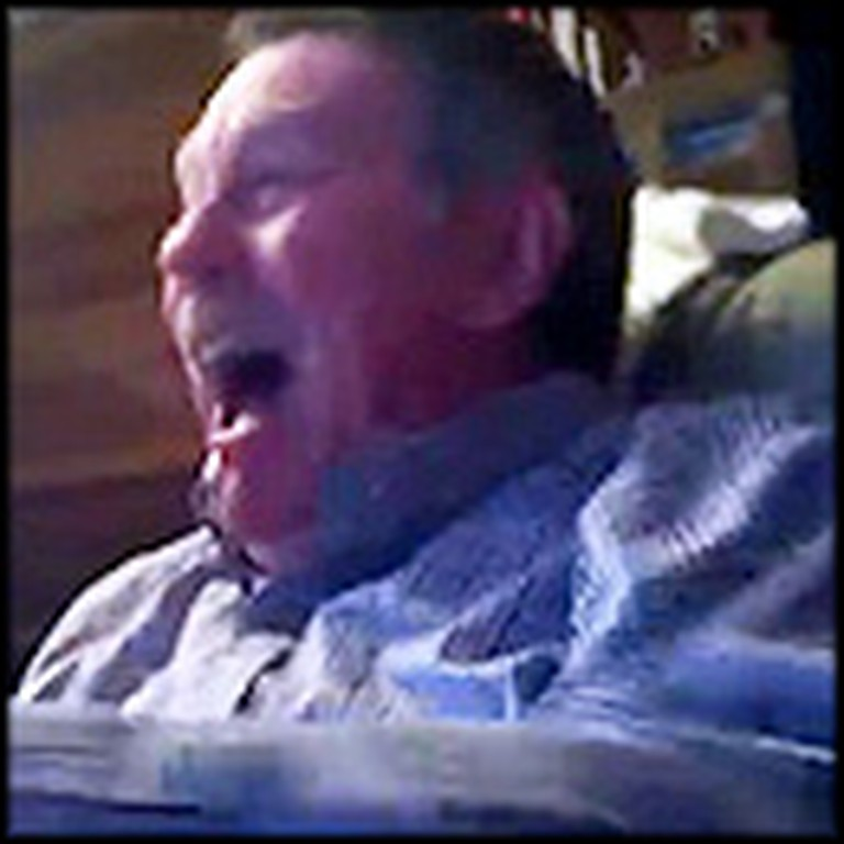 Grateful Dad has the Sweetest Emotional Reaction to a Gift