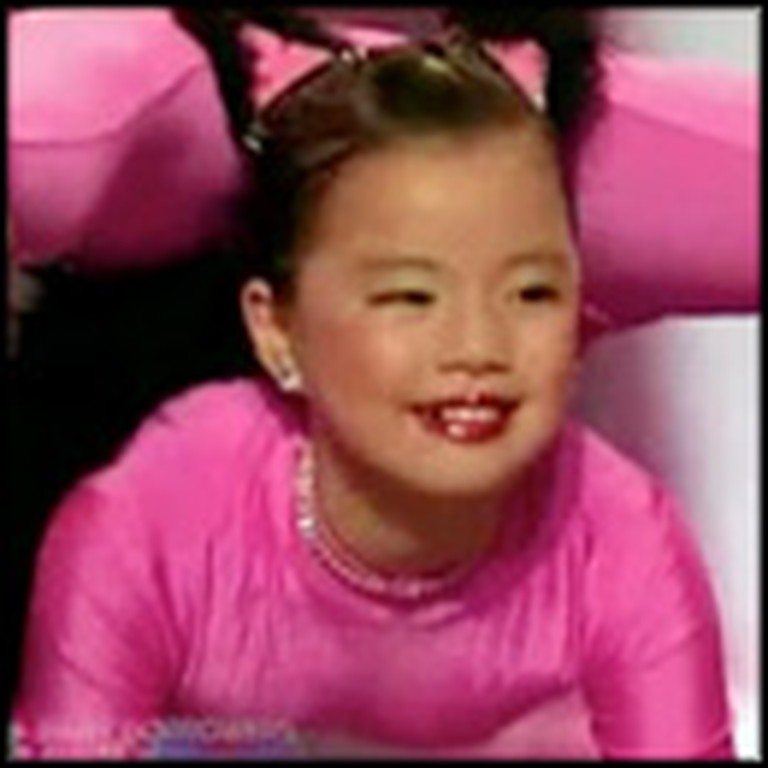 Adopted Girl Stuns Judges With Unbelievable Talent