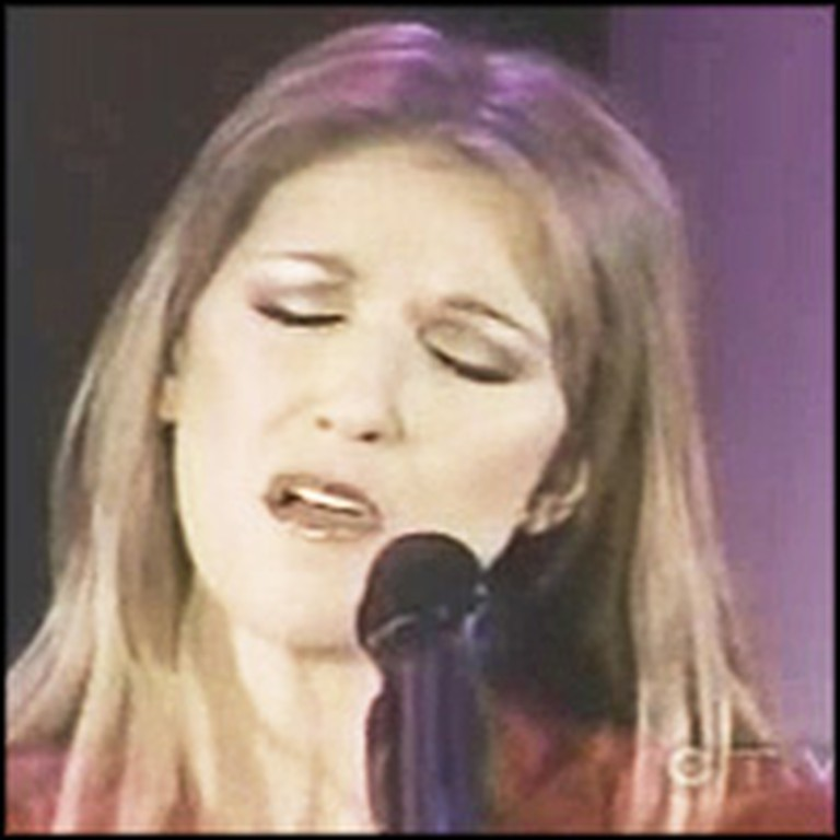 A Mother's Prayer Breathtakingly Performed by Celine Dion
