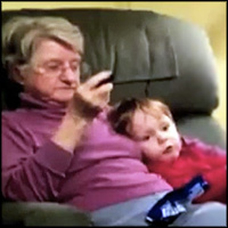 Grandmother Uses Her Body to Protect a Toddler From a Violent Tornado