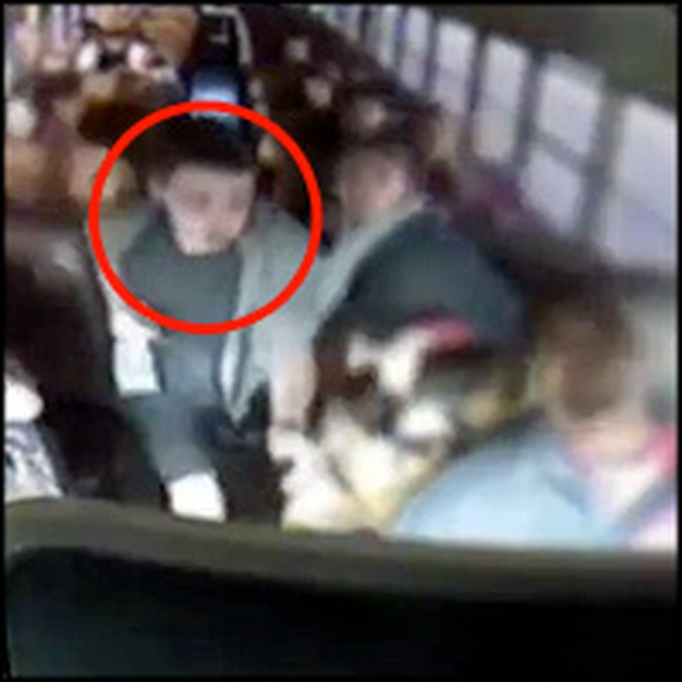 13 Year-Old Heroically Saves Bus of Students After Driver Has a Seizure