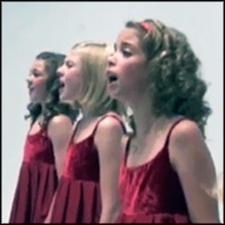 Cactus Cuties Sing an Inspiring Christian Anthem