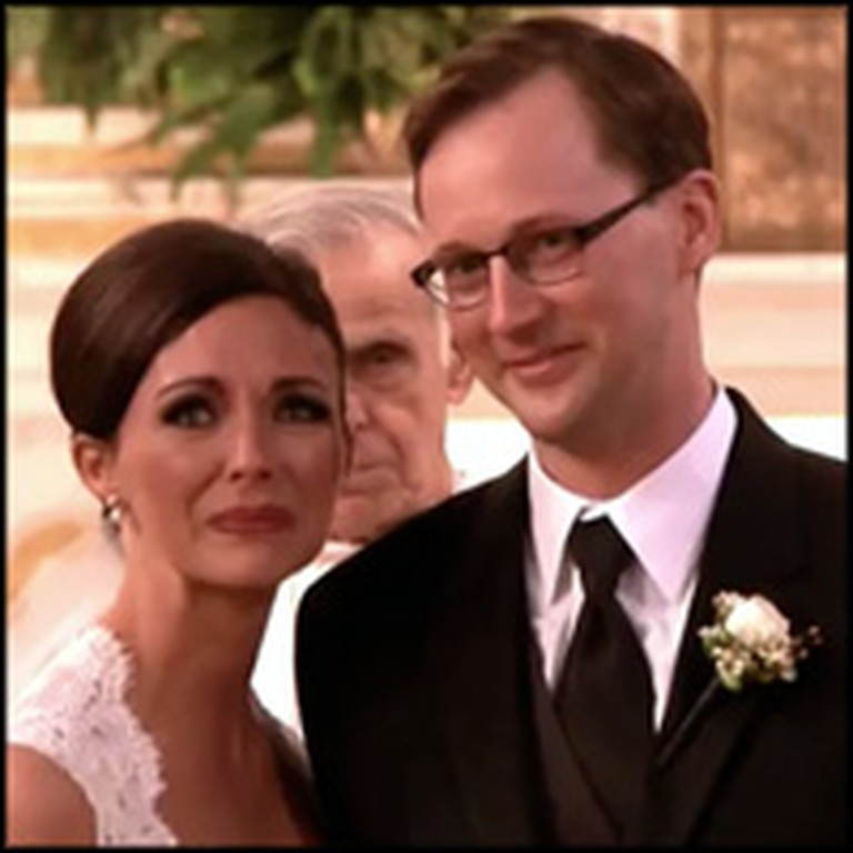 Wedding Surprise Straight Out of a Movie That Left a Bride in Tears