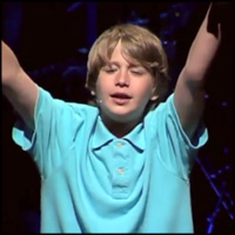 11 Year-Old Proclaims Jesus Through the Bible