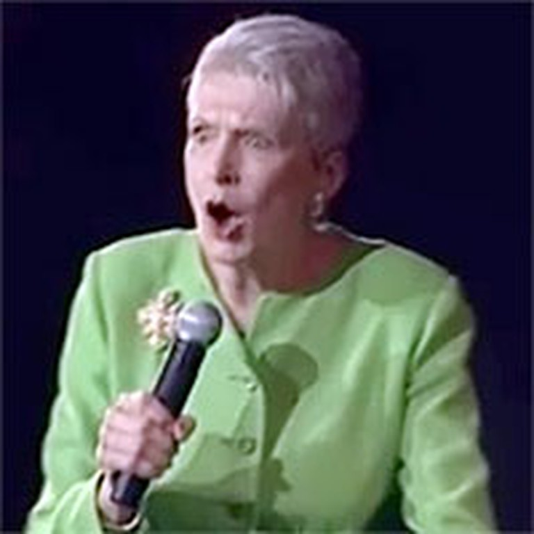 Why You Should Always Go Rafting With a Baptist by Jeanne Robertson